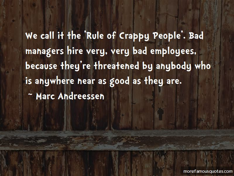 Quotes About Bad Managers: top 11 Bad Managers quotes from ...
