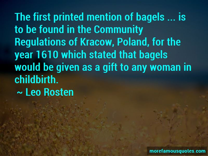 Bagels Quotes Pictures 4