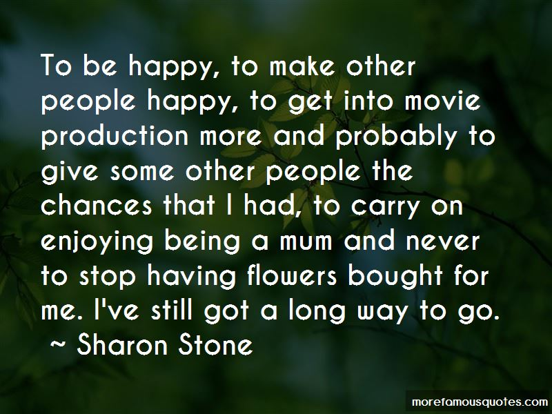 Quotes About Being Bought Flowers