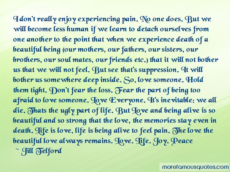 Being Too Deep In Love Quotes Pictures 3