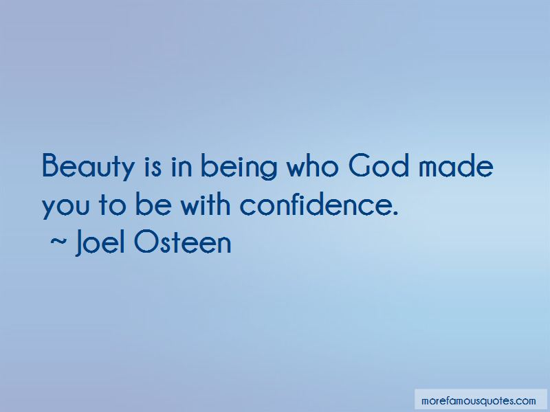 Being Who God Made You To Be Quotes Pictures 3