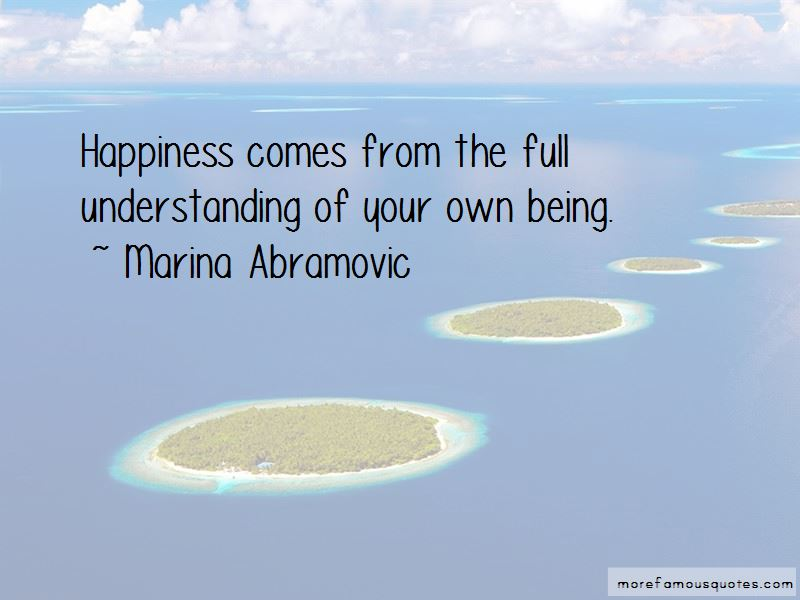 Quotes About Being Your Own Happiness