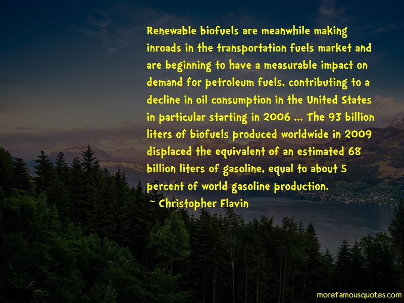 Biofuels Quotes Pictures 2