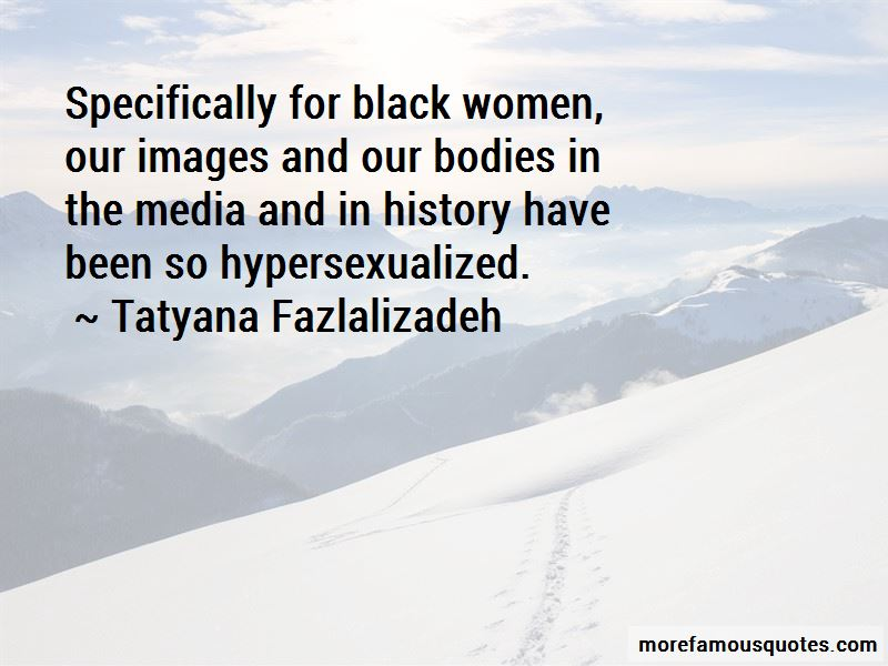 Quotes About Black Women