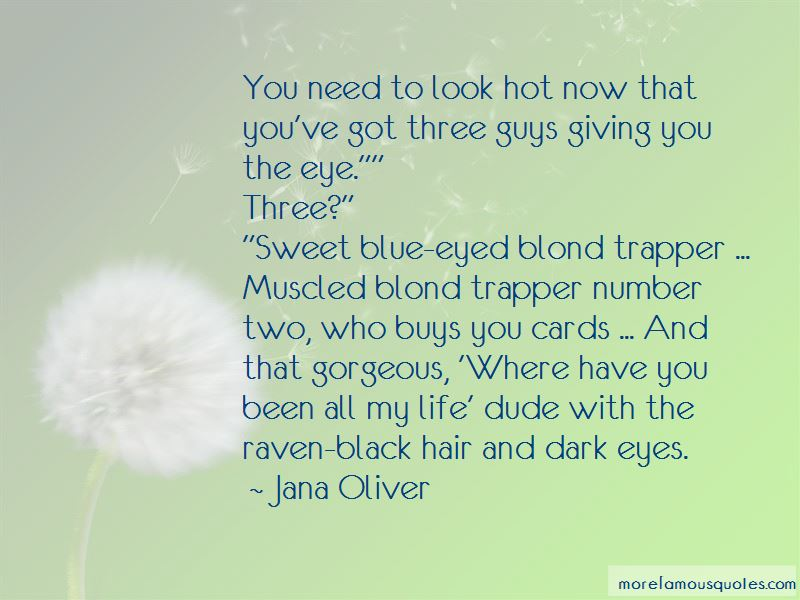 Blue Eyed Guys Quotes Pictures 2