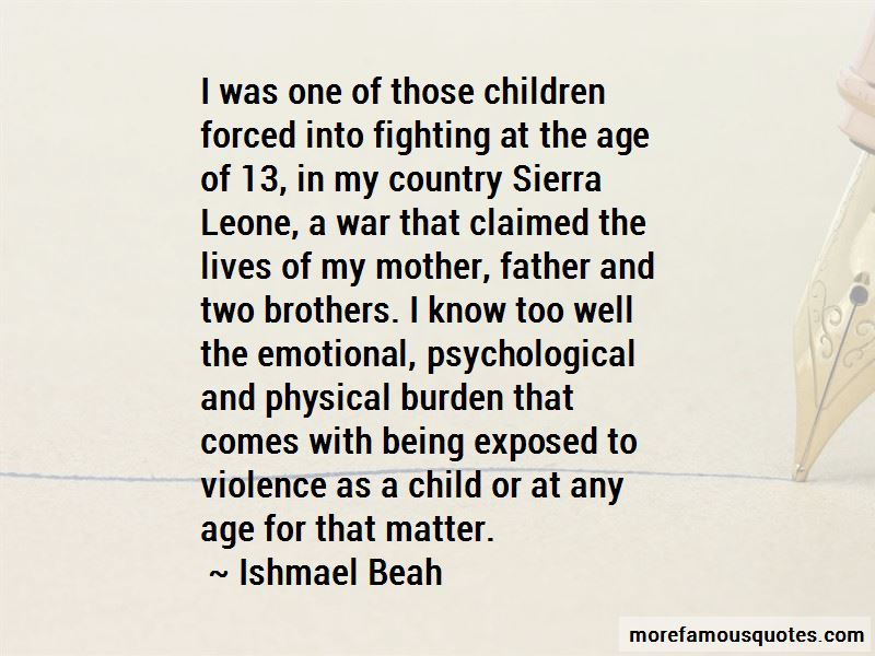 Quotes About Brothers Fighting