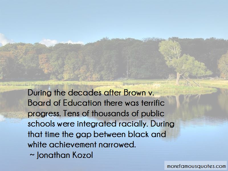 Brown Vs Board Of Education Quotes Pictures 3