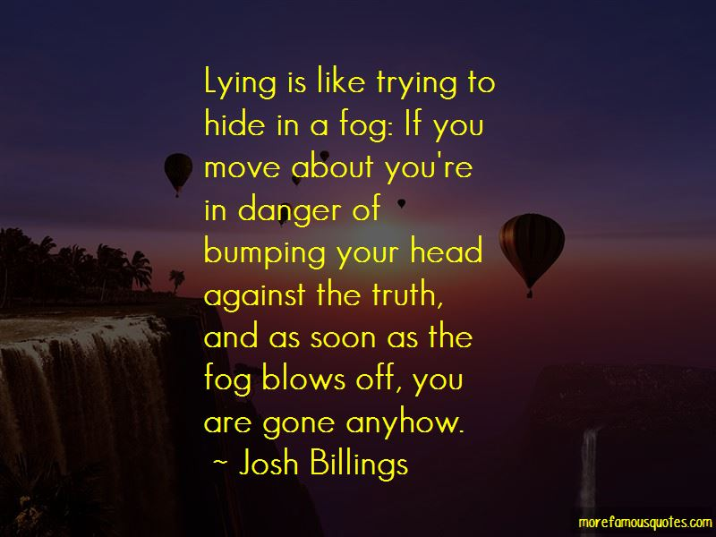 Bumping Your Head Quotes Pictures 2