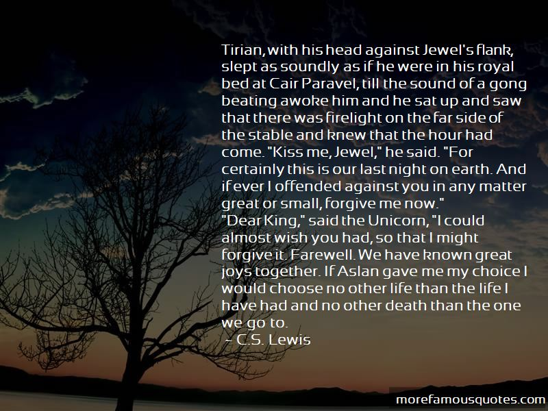 Quotes About Cair Paravel