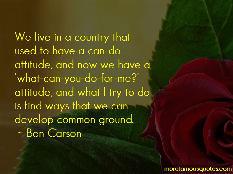 Quotes About Can Do Attitude