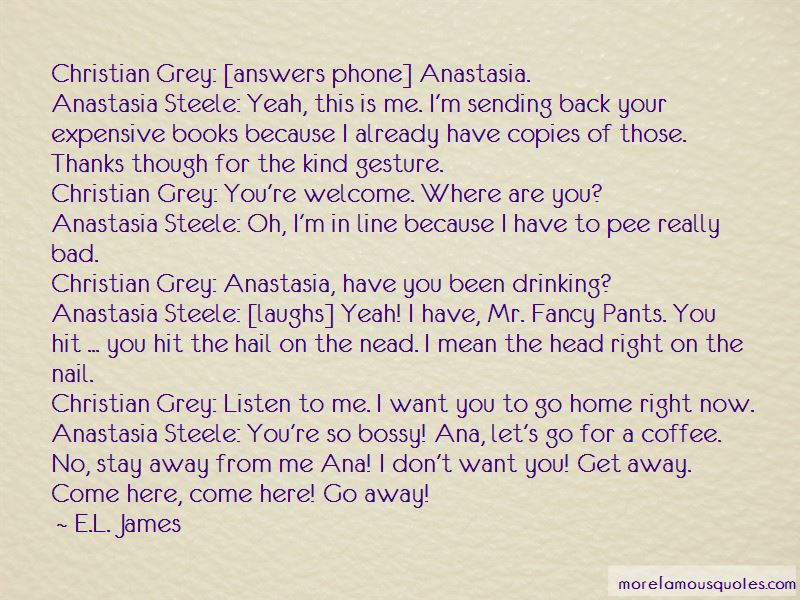 Christian Grey Quotes Pictures 2