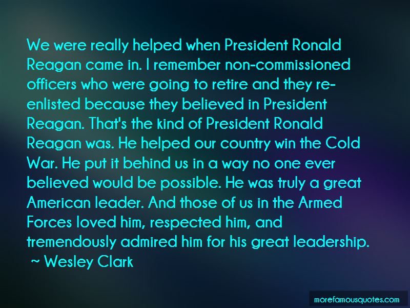 Quotes About Cold War Ronald Reagan