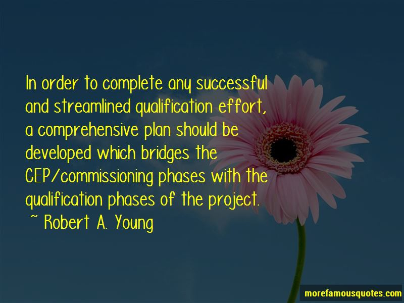 Quotes About Commissioning