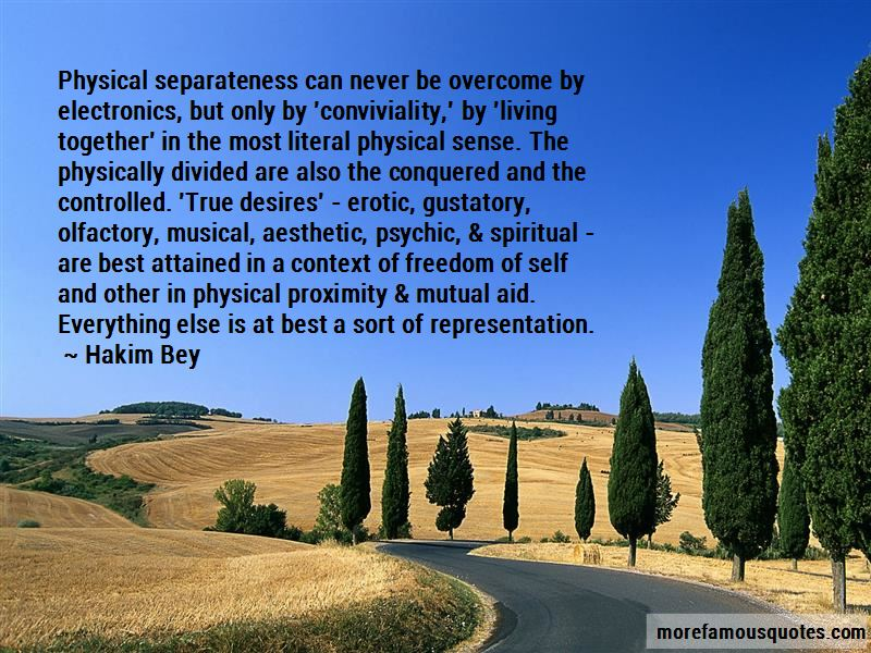 Quotes About Conviviality