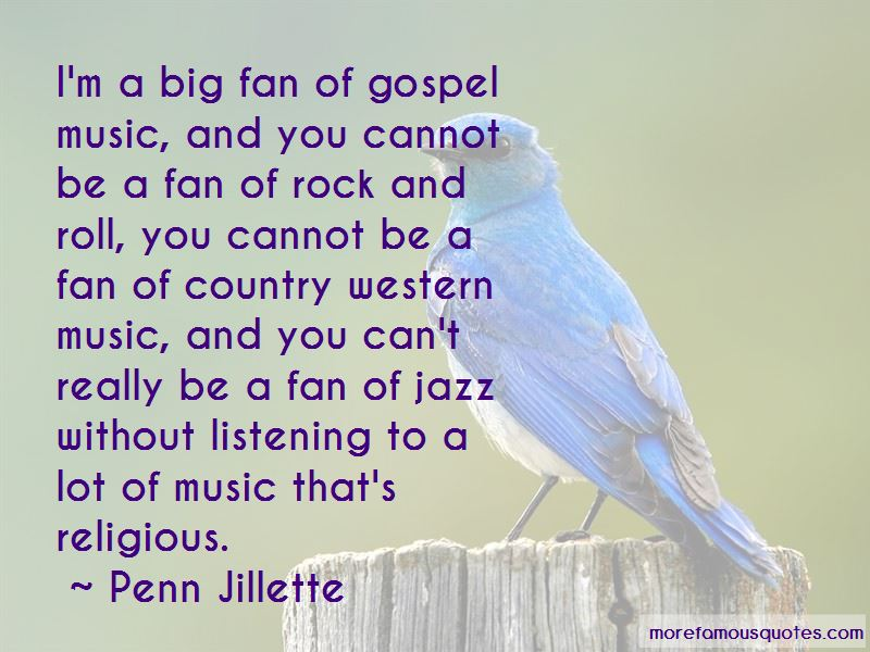 Quotes About Country Western Music