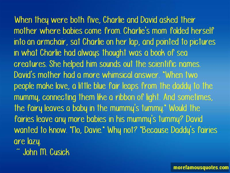 Quotes About Daddy And Baby