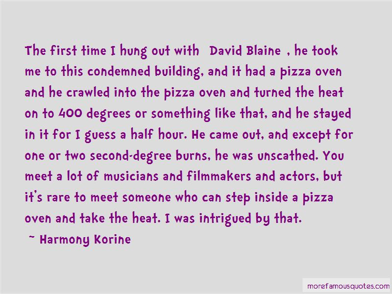 David Blaine Quotes Pictures 3
