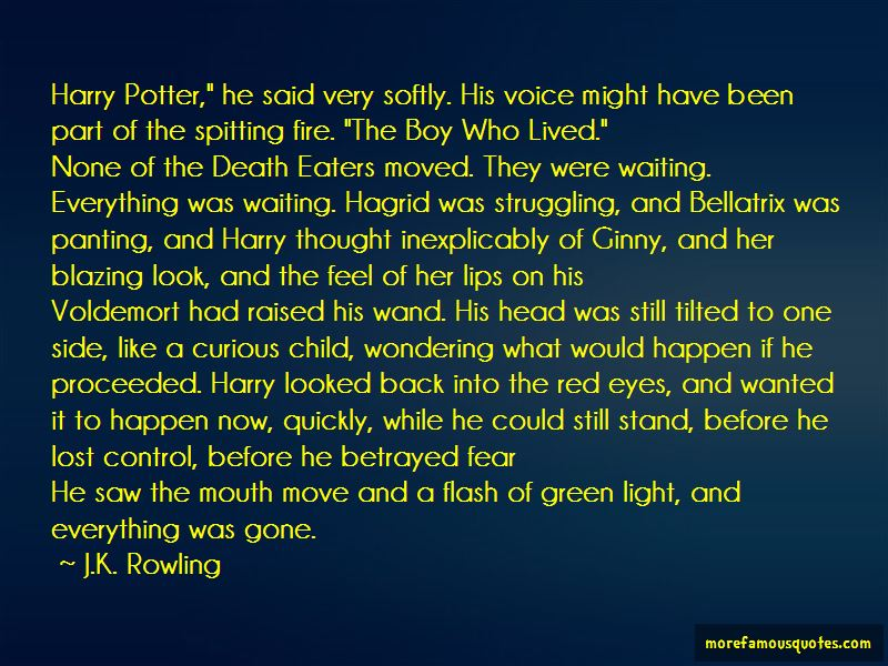 Death From Harry Potter Quotes Pictures 3