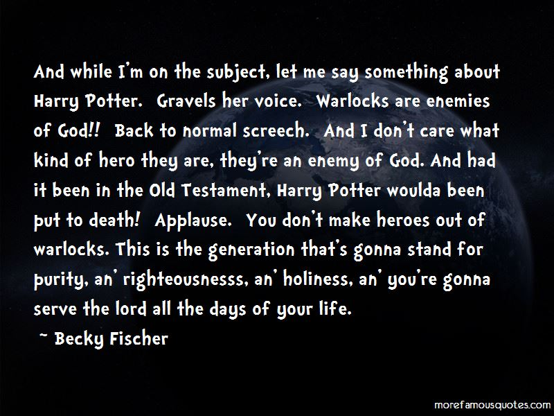 Quotes About Death From Harry Potter