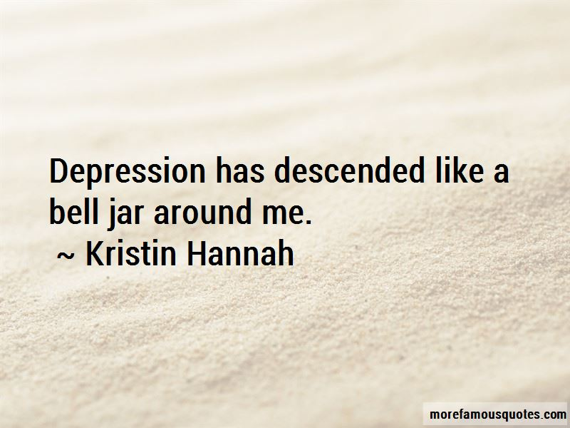 Quotes About Depression The Bell Jar