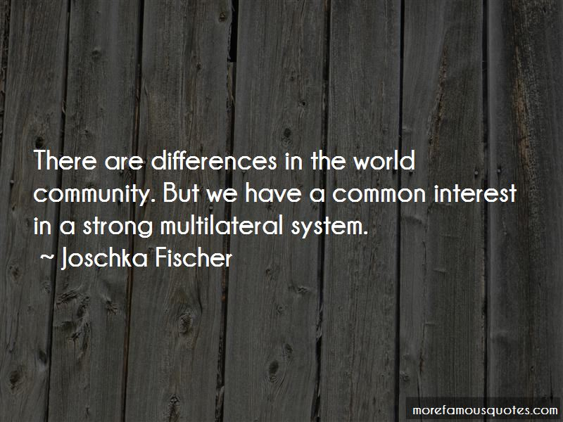 Differences In The World Quotes Pictures 3