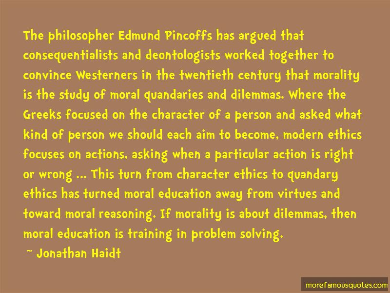 Dilemmas Quotes Pictures 2