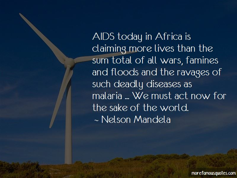 Diseases In Africa Quotes Pictures 2