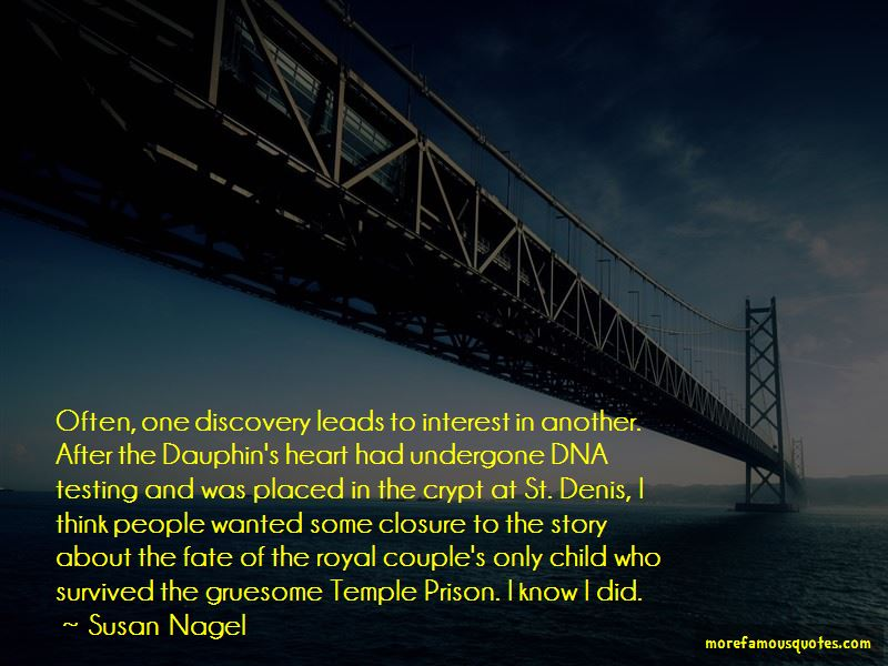 Quotes About Dna Testing