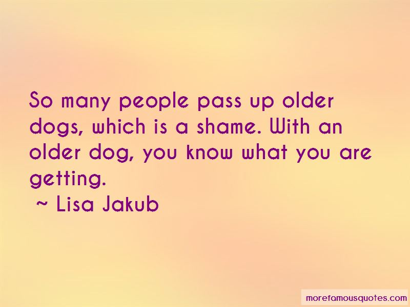 Quotes About Dogs Getting Older