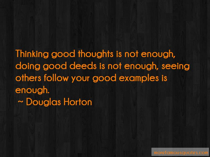 Quotes About Doing Good Deeds For Others