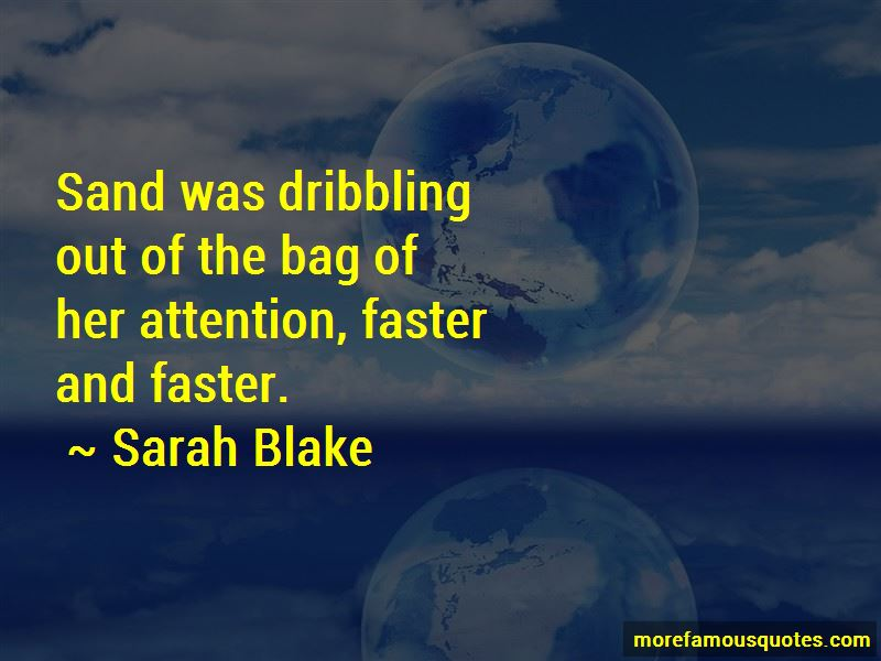 Quotes About Dribbling