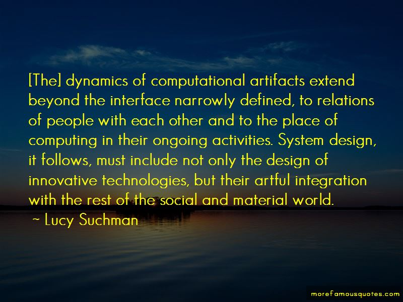 Dynamics Quotes Pictures 4