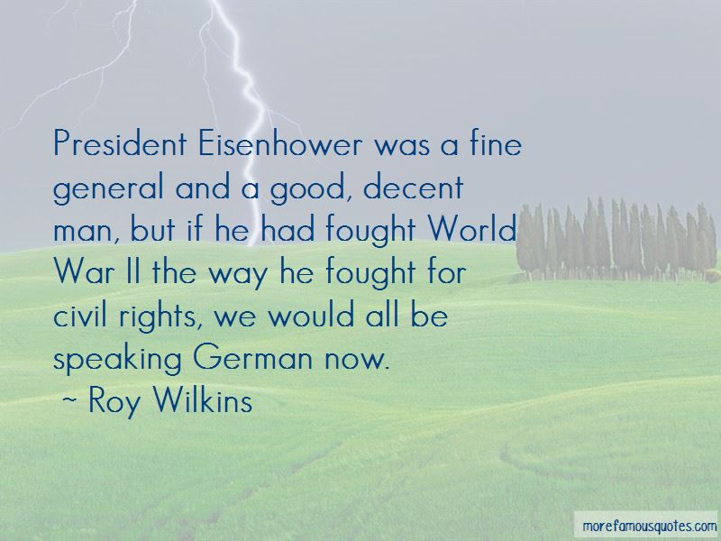 Quotes About Eisenhower Civil Rights