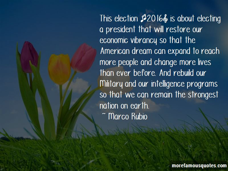 Quotes About Election 2016