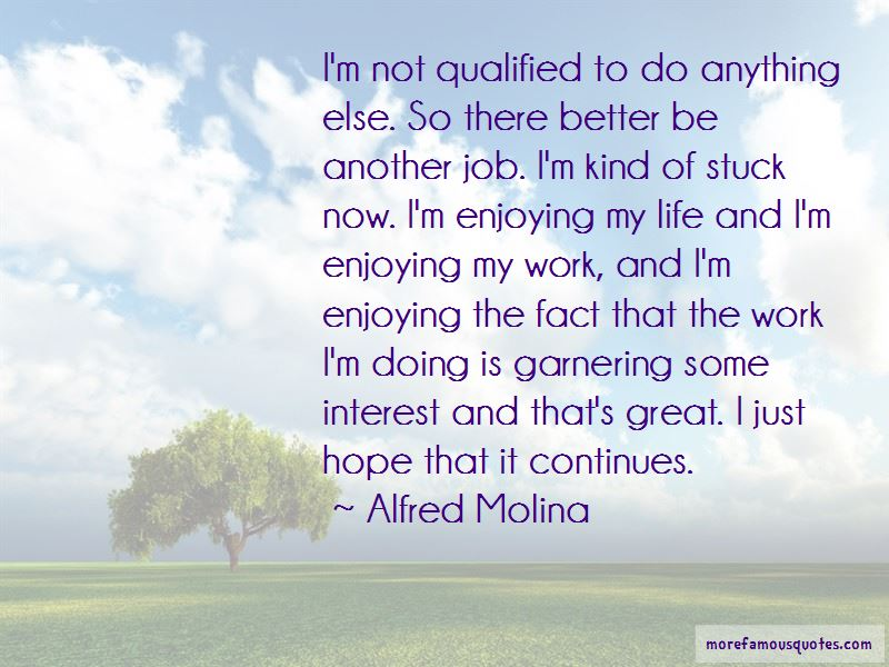 Quotes About Enjoying Life And Work