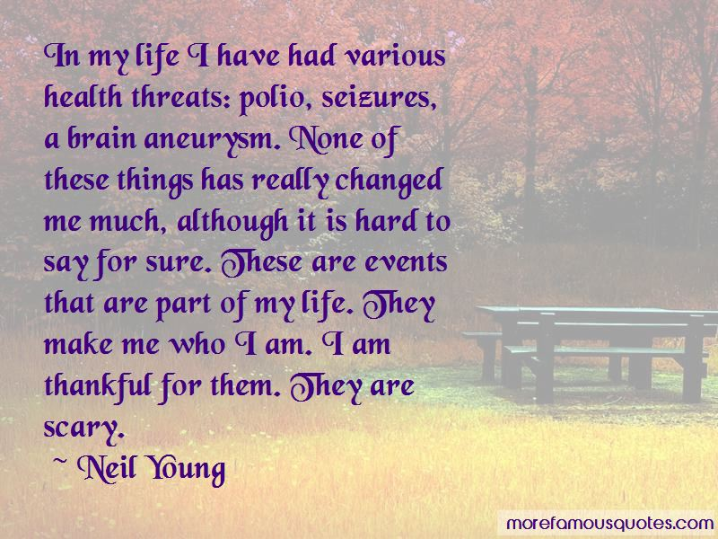 Events That Changed Life Quotes Pictures 2