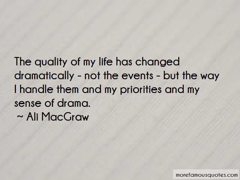 Events That Changed Life Quotes Pictures 3