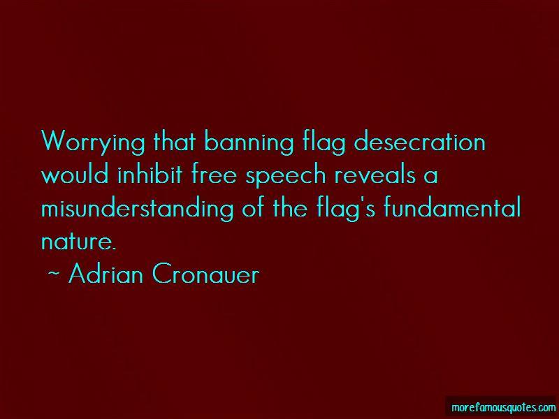 Flag Desecration Quotes Pictures 2