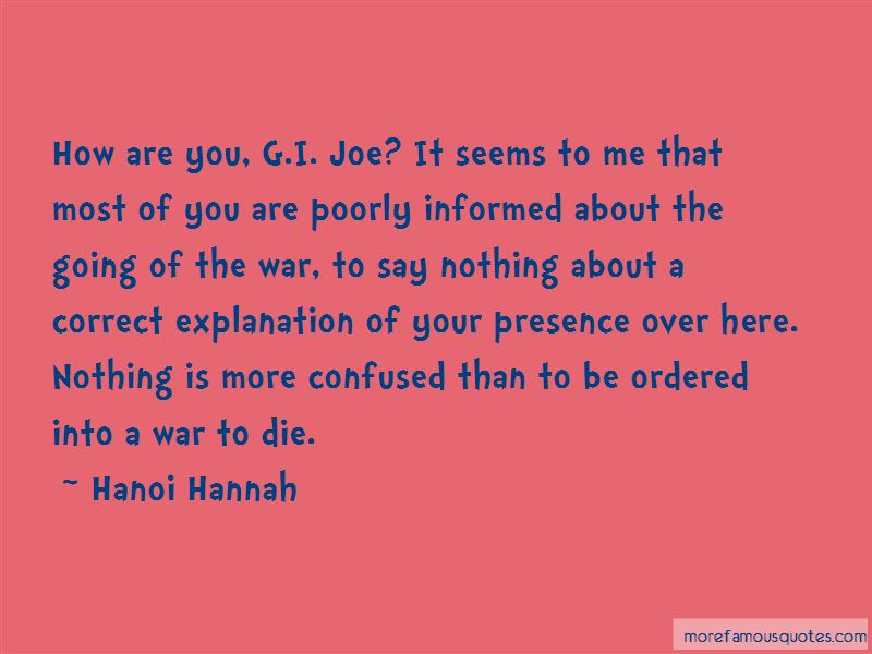 Gi Joe Quotes Pictures 2