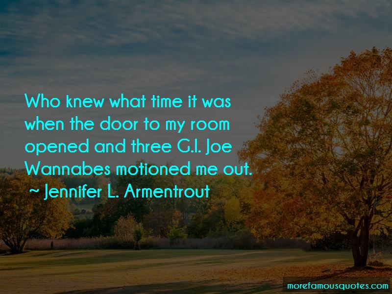 Quotes About Gi Joe
