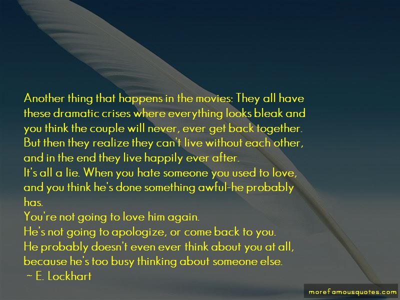 Quotes About Going After Someone You Love