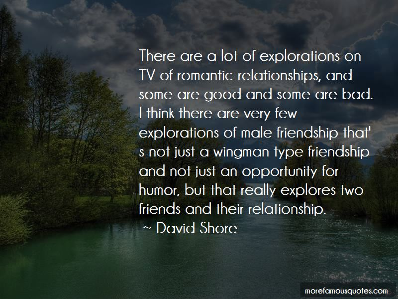 Quotes About Good Male Friends. U201c