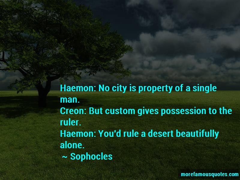 Quotes About Haemon