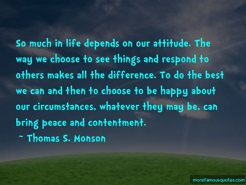 Happy Life And Contentment Quotes Pictures 4