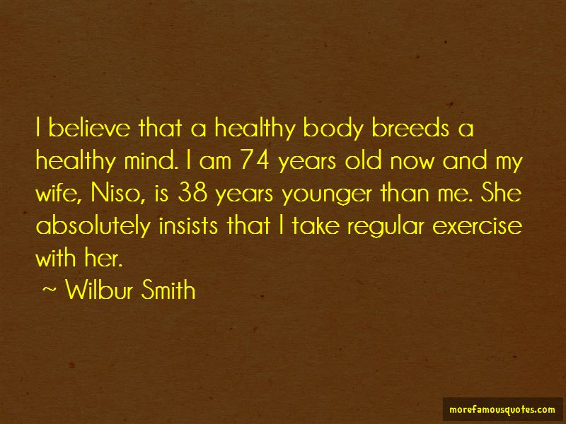 Healthy Body And Mind Quotes Pictures 3