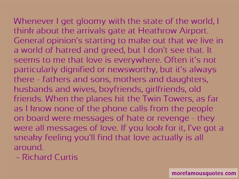 Quotes About Heathrow Airport
