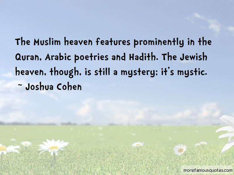 Quotes About Heaven In The Quran
