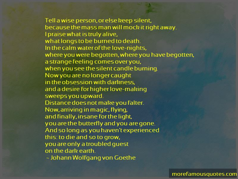 Quotes About Higher Love