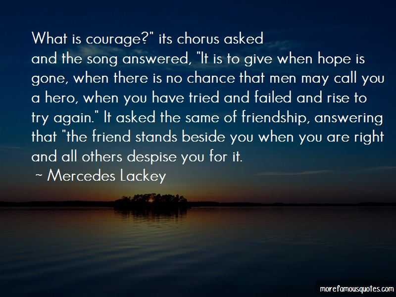 Hope And Friendship Quotes Pictures 4