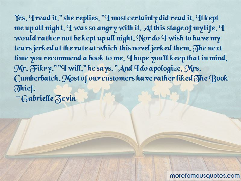 Quotes About Hope In The Book Thief